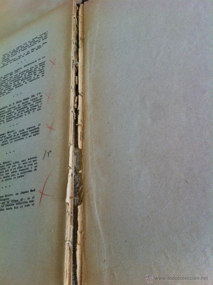 Libros de segunda mano: ALELUYAS DE ROMPETACONES. 1939. INCLUYE CUENTO INÉDITO, CORRECIONES Y DEDICATORIA DE ANTONIORROBLES. - Foto 280 - 42799560