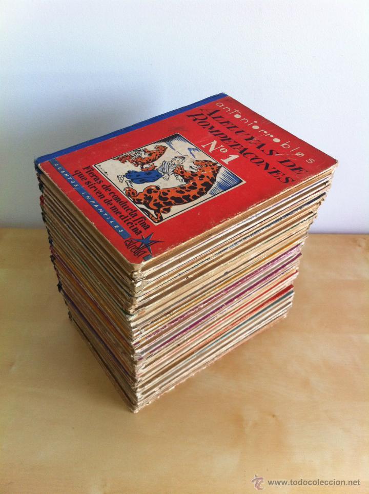 Libros de segunda mano: ALELUYAS DE ROMPETACONES. 1939. INCLUYE CUENTO INÉDITO, CORRECIONES Y DEDICATORIA DE ANTONIORROBLES. - Foto 286 - 42799560