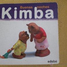Libros de segunda mano: BUENAS NOCHES KIMBA. Lote 42916885