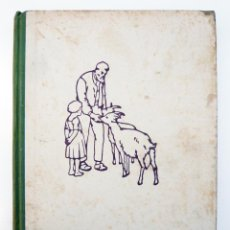 Libros de segunda mano: HEIDI / J. SPYRI / ED. JUVENTUD 1941 / ILUSTRADO. Lote 43087063