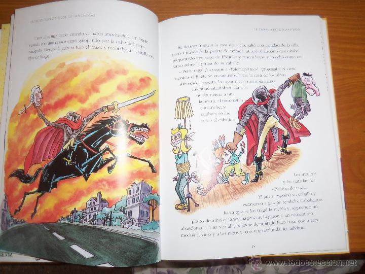 Libros de segunda mano: CUENTOS TERRORIFICOS DE FANTASMAS, por Joan de Déu Prats LLuisot - TINUNMAS - Argentina - 2005/ RARO - Foto 5 - 43165632