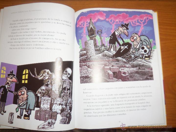 Libros de segunda mano: CUENTOS TERRORIFICOS DE FANTASMAS, por Joan de Déu Prats LLuisot - TINUNMAS - Argentina - 2005/ RARO - Foto 6 - 43165632
