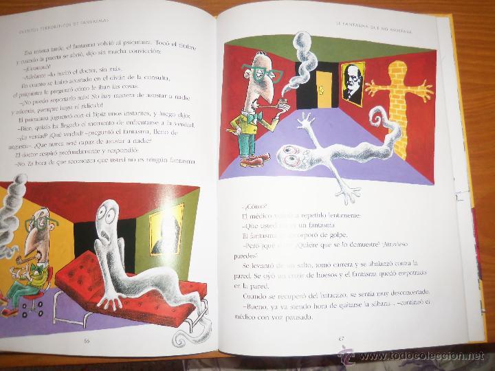 Libros de segunda mano: CUENTOS TERRORIFICOS DE FANTASMAS, por Joan de Déu Prats LLuisot - TINUNMAS - Argentina - 2005/ RARO - Foto 7 - 43165632