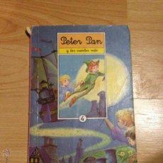 Libros de segunda mano: LIBRO PETER PAN Y MÁS. SUSAETA. Lote 43170519