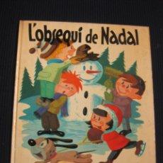 Libros de segunda mano: L'OBSEQUI DE NADAL.MAGI TERRADES. LITO S.A. BARCELONA.. Lote 43195647