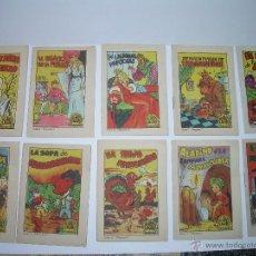 Libros de segunda mano: DIEZ MINI CUENTOS....TESORO DE CUENTOS.. Lote 43253086