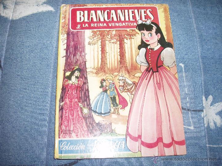 Libros de segunda mano: BLANCANIEVES Y LA REINA VENGATIVA =BLANCA NIEVES= + 1 regalo - Foto 2 - 43348591
