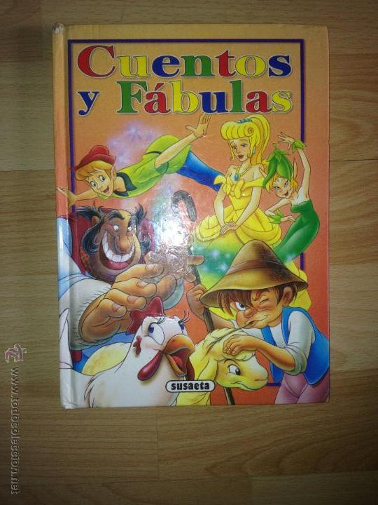 Cuentos y f bulas gran libro tapa dura editor comprar for Editorial susaeta