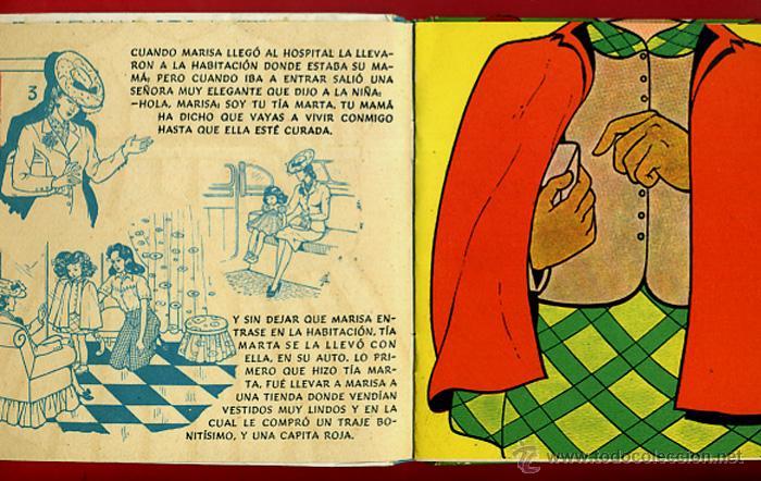 Libros de segunda mano: LIBRO MUÑECO , CUENTO , EL PREMIO DE MARISA , TROQUELADO , 1944 , ORIGINAL - Foto 3 - 43365036
