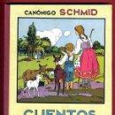 Libros de segunda mano: LIBRO CUENTO , CUENTOS 2ª SERIE EDITORIAL MAUCCI ,CANONIGO SCHMID ,1943 , ORIGINAL . Lote 43365090