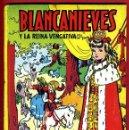 Libros de segunda mano: LIBRO CUENTO BLANCANIEVES Y LA REINA VENGATIVA , 2ª PARTE , COLECCION INFANCIA , ORIGINAL. Lote 43365633