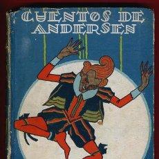 Libros de segunda mano: LIBRO CUENTOS DE ANDERSEN , EDITORIAL SATURNINO CALLEJA , ORIGINAL. Lote 43402857