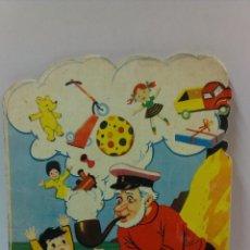 Libros de segunda mano: CUENTO INFANTIL LA PIPA ENCANTADA EDICIONES TORAY 1961. Lote 43448724