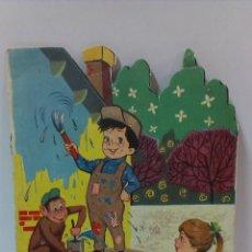 Libros de segunda mano: CUENTO INFANTIL APRENDIZ DE PINTOR EDICIONES TORAY 1961. Lote 43449020