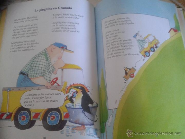 Libros de segunda mano: GLORIA FUERTES OS CUENTA CUENTOS DE ANIMALES - Foto 2 - 43488550