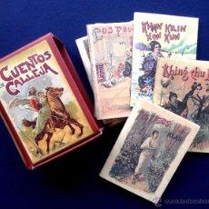 Libros de segunda mano: 12 CUENTOS DE CALLEJA CUENTOS DE ORIENTE (VER TÍTULOS EN FOTO INTERIOR). Lote 43489286