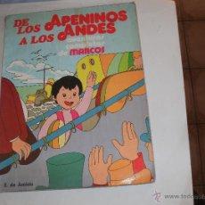 Libros de segunda mano: EDMUNDO DE AMICIS -. Lote 43575587