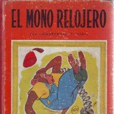 Libros de segunda mano: VIGIL, CONSTANCIO C: EL MONO RELOJERO.. Lote 43677919