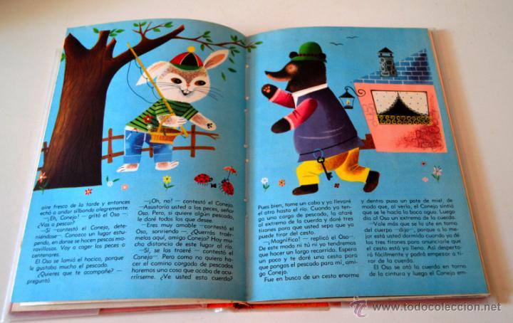 Libros de segunda mano: COLECCION ILUSION Nº3 TAPA DURA EDITORIAL MOLINO 5 TITULOS * PINOCHO * EL DIABLO BURLADO * AÑO 1961 - Foto 5 - 43860109