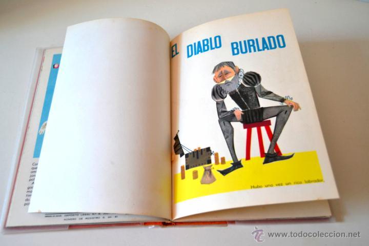 Libros de segunda mano: COLECCION ILUSION Nº3 TAPA DURA EDITORIAL MOLINO 5 TITULOS * PINOCHO * EL DIABLO BURLADO * AÑO 1961 - Foto 6 - 43860109