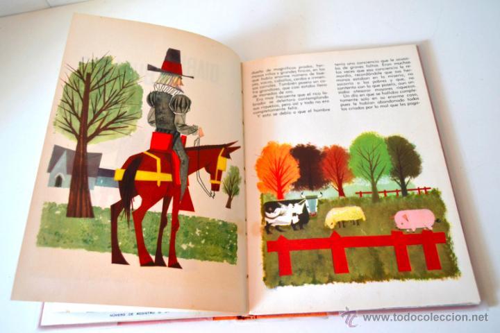 Libros de segunda mano: COLECCION ILUSION Nº3 TAPA DURA EDITORIAL MOLINO 5 TITULOS * PINOCHO * EL DIABLO BURLADO * AÑO 1961 - Foto 7 - 43860109