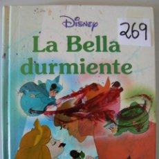 Libros de segunda mano: DISNEY LA BELLA DURMIENTE AÑO 1.983. Lote 43954290