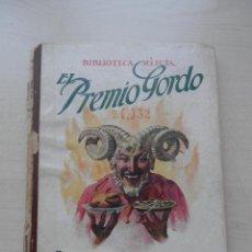 Libros de segunda mano: BIBLIOTECA SELECTA RAMON SOPEÑA EL HEREDERO 1942. Lote 44046536