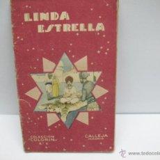 Libros de segunda mano: LINDA ESTRELLA,COLECCION COLORIN Nº14 -CALLEJA MADRID. Lote 44069981