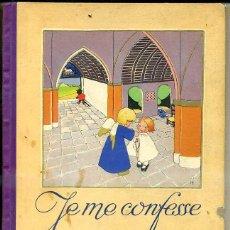 Libros de segunda mano: JE ME CONFESSE, EN FRANCÉS. Lote 44210524