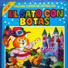 Libros de segunda mano: DIBUJOS DE JAN LLUVIA DE ESTRELLAS EL GATO CON BOTAS Nº 2 NUEVO CUENTOS BRUGUERA 1985. Lote 44266629