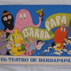 Libros de segunda mano: LIBRO EL TEATRO DE BARBAPAPA EDITORIAL ARGOS VERGARA 1978. Lote 44273231
