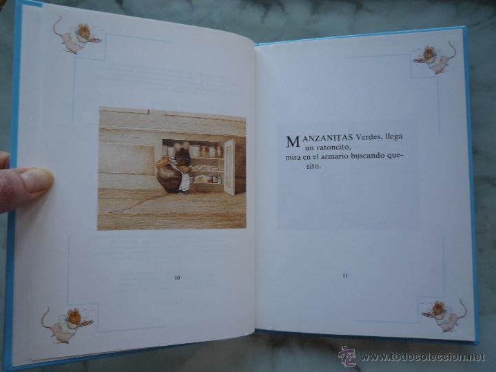 Beatrix Potter Cuento Canciones Infantiles Comprar