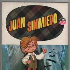 Libros de segunda mano: JUAN SINMIEDO Nº22 - CUENTOS FAMOSOS - ARCO IRIS.. Lote 44451042
