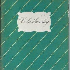 Libros de segunda mano: TCHAIKOVSKY, WALDO MAYO, ILUSTRACIONES DE ANDRÉ DUGO, EDHASA BARCELONA 40PÁGS, 18X21CM. Lote 44587687