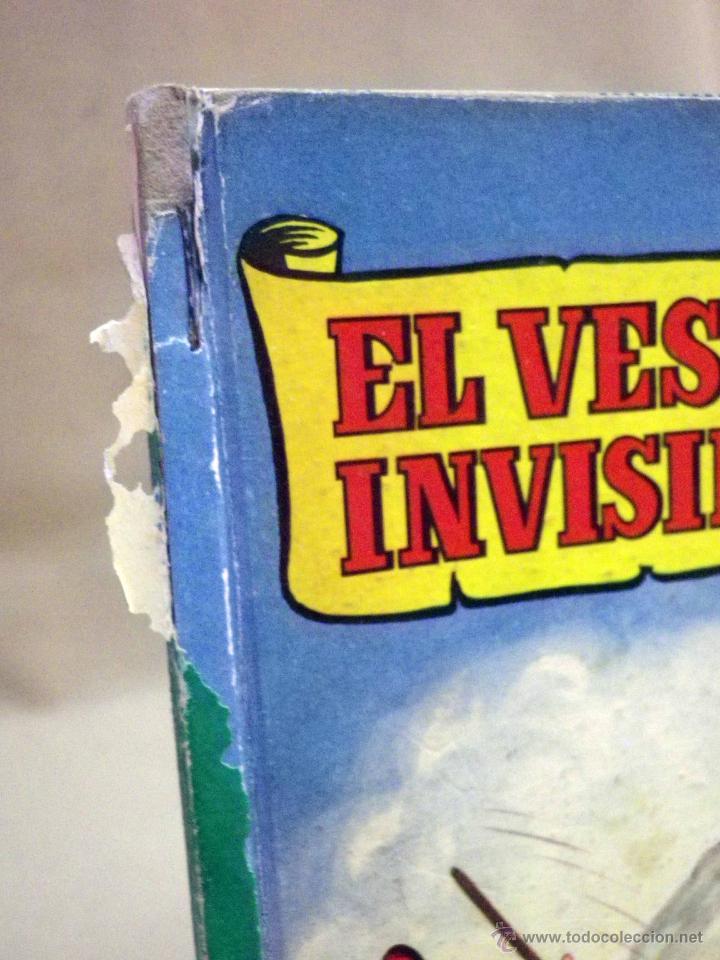 Libros de segunda mano: LIBRO, COLECCION PARA LA INFANCIA, EL VESTIDO INVISIBLE, EDITORIAL BRUGUERA, 1956 - Foto 2 - 44662810