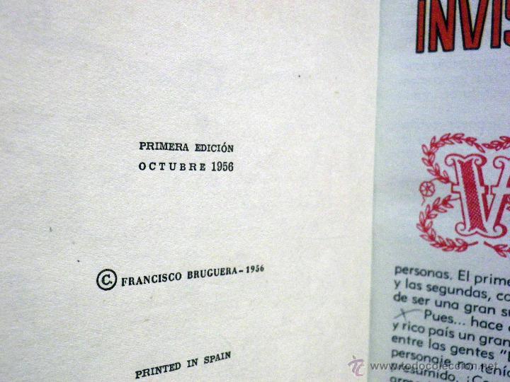 Libros de segunda mano: LIBRO, COLECCION PARA LA INFANCIA, EL VESTIDO INVISIBLE, EDITORIAL BRUGUERA, 1956 - Foto 4 - 44662810