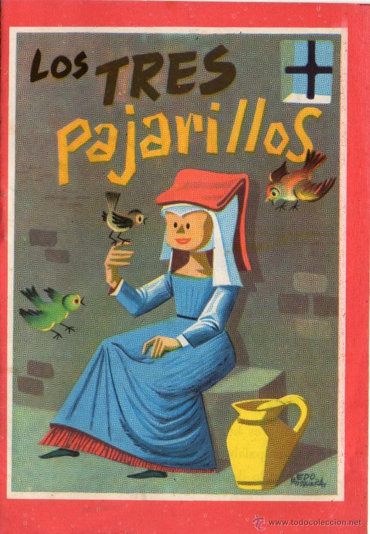 los tres pajarillos - cuentos bosforo nº 4 - ed - Comprar Libros de ...