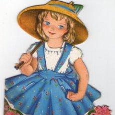 Libros de segunda mano: EL JARDIN DE JULITA - TROQUELADOS DURVE - CUENTO TROQUELADO - EDITORIAL COLÓN - AÑO 1958.. Lote 178958588
