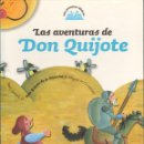 Libros de segunda mano: LAS AVENTURAS DE DON QUIJOTE - EL PAIS / RENFE. Lote 44897757