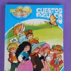 Libros de segunda mano: LIBRO SERIE CUENTOS AZULES EDICIONES TORAY, ILUSTRADORA MARÍA PASCUAL. Lote 58373319