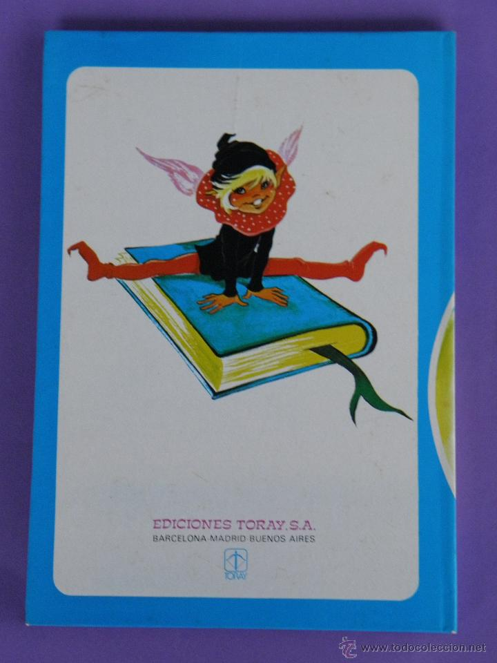 Libros de segunda mano: Libro serie Cuentos Azules ediciones Toray, ilustradora María Pascual - Foto 2 - 58373319