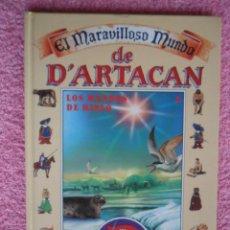 Libros de segunda mano: EL MARAVILLOSO MUNDO DE D'ARTACAN 2 EDITORIAL PLANETA 1991 LOS MUNDOS DE HIELO. Lote 45016335