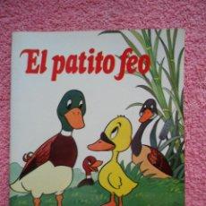Libros de segunda mano: EL PATITO FEO EDITORIAL CASTELLANA 1981 CUENTO. Lote 45045220