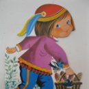 Libros de segunda mano: PULGARCITO - CUENTO TROQUELADO - CUENTOS POPULARES - EDITORIAL COLON - AÑO 1978.. Lote 134080806