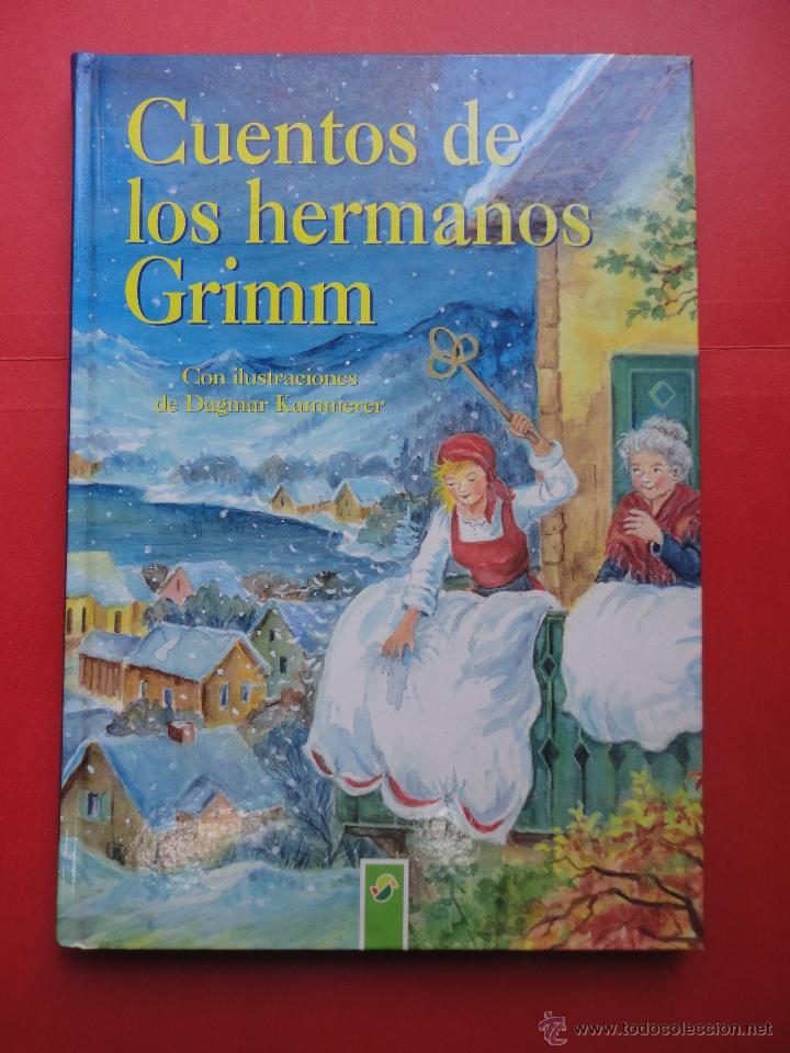 CUENTOS DE LOS HERMANOS GRIMM. KAMMERER (Libros de Segunda Mano - Literatura Infantil y Juvenil - Cuentos)