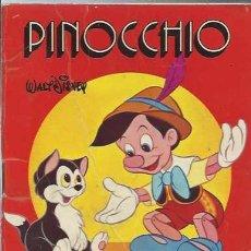 Libros de segunda mano: PINOCCHIO - PINOCHO - WALT DISNEY - SUSAETA 1973 - MUY RARO. Lote 45148568