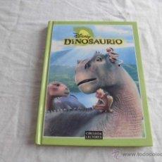 Libros de segunda mano: DINOSAURIO.DISNEY.CIRCULO DE LECTORES 2000. Lote 45185200