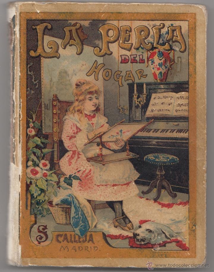 Cuentos calleja la perla del hogar comprar libros de - Cosas del hogar de segunda mano ...