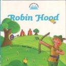 Libros de segunda mano: ROBIN HOOD - EL PAIS / RENFE. Lote 45318937