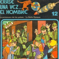 Libros de segunda mano: ERASE UNA VEZ EL HOMBRE - Nº 12. Lote 45318980